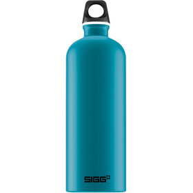 Sigg Traveller Touch Bottle 1l turquoise